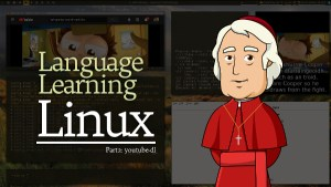 Linux and Language Learning