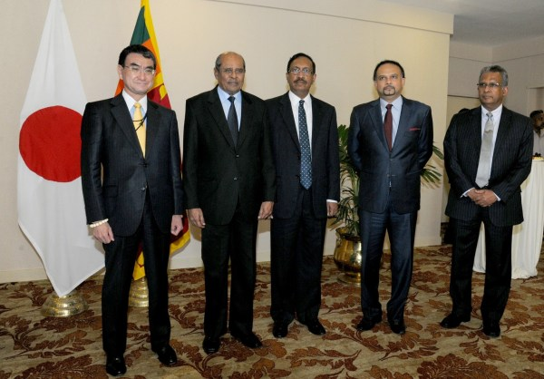Incoming Visits | Ministry of Foreign Affairs Sri Lanka