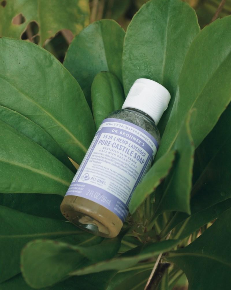 Dr Bronner's Lavender Soap
