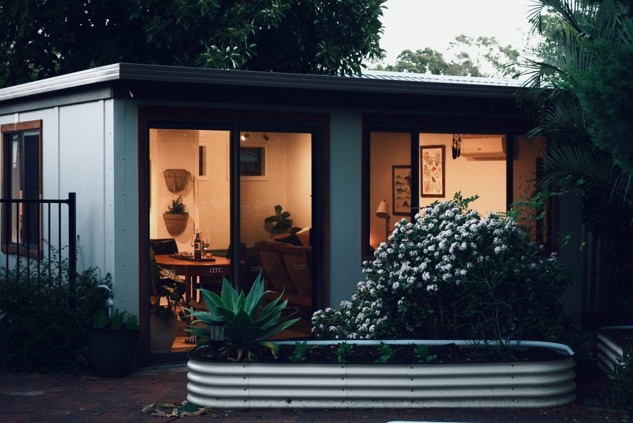Compact Sustainable Eco Home Perth