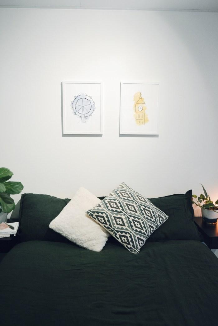 Bedroom Tiny Home