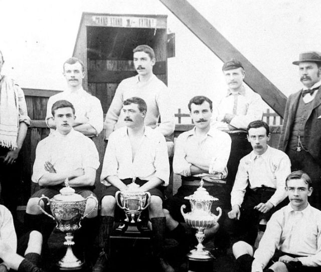 Middlesbrough Fc Team Group 1894 95