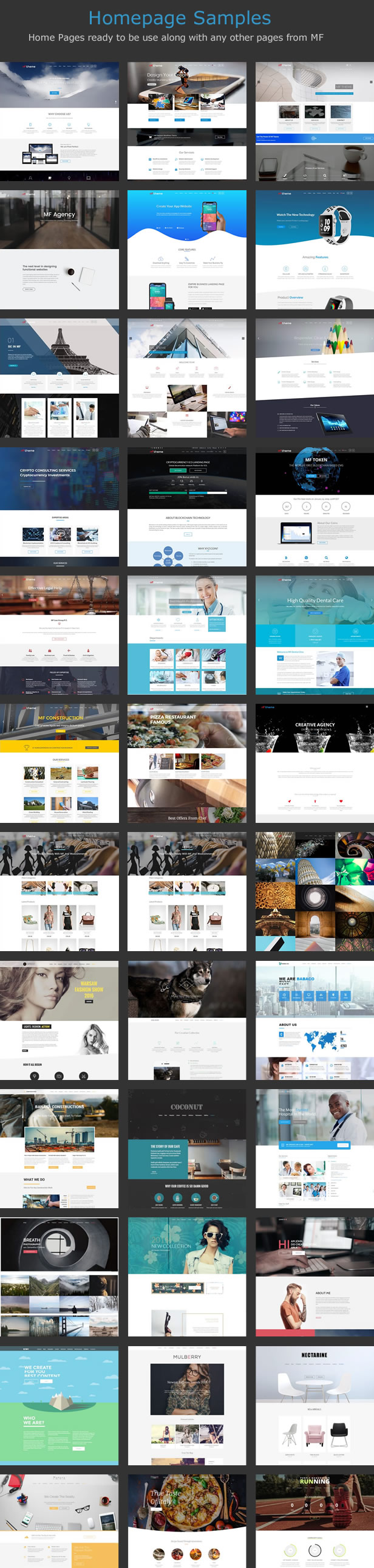 Premium WordPress Themes - Demos