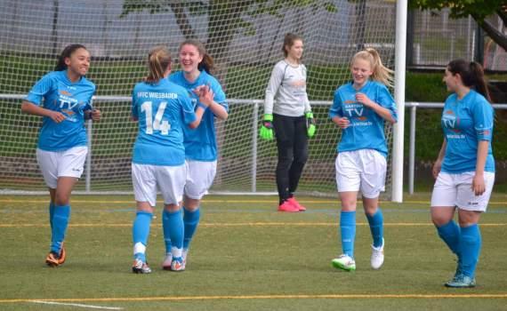 2. Frauenmannschaft gewinnt verdient mit 3:1