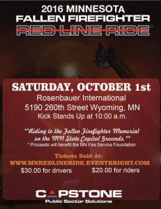 MN Red Line Ride 2016