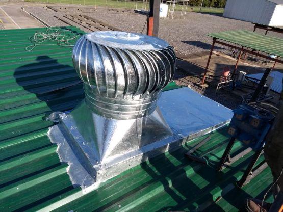montaje galpon getsa bracho tucuman metalurgica hidrogrua