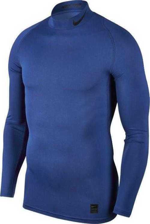 Termo tričko Nike Pro Top Modrá / Čierna