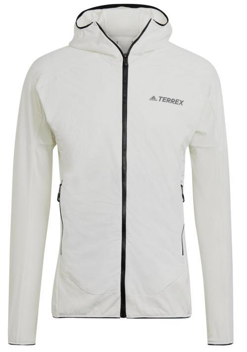 Bunda adidas Terrex Skyclimb Fleece Biela / Čierna