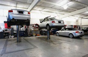 MFK auto care in Ireland, picture of the garage service, Where to Find Us