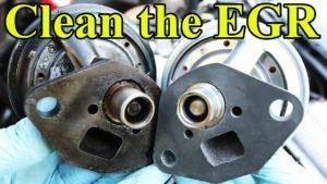 EGR Cleaner, EGR Valve Cleaning
