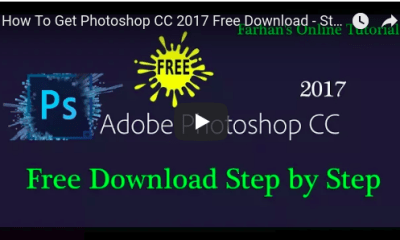 Photoshop CC 2017 Free Download