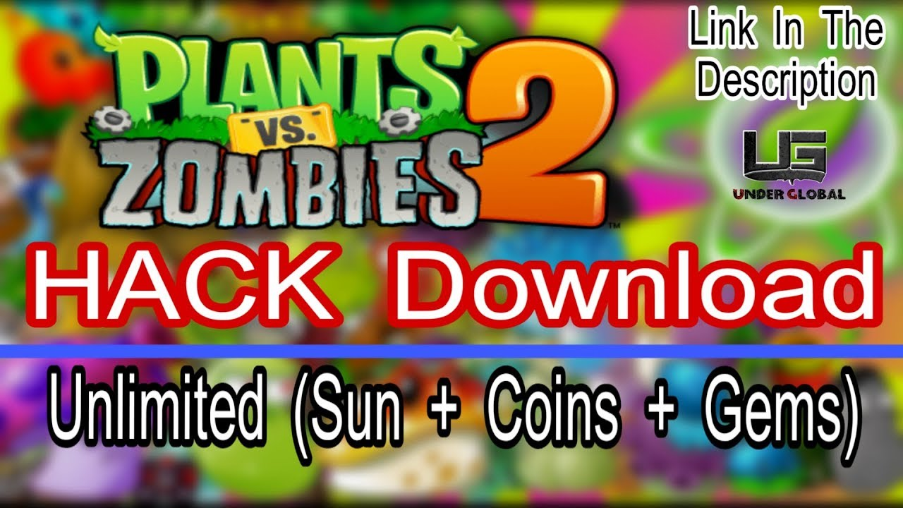free download plants vs zombies 2 hacked apk