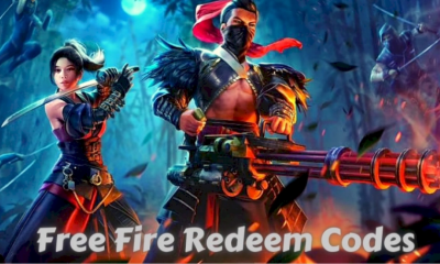 Free Fire Redeem Codes Today 2021