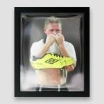 Paul-Gascoigne-Domed-Framed-Football-Boot