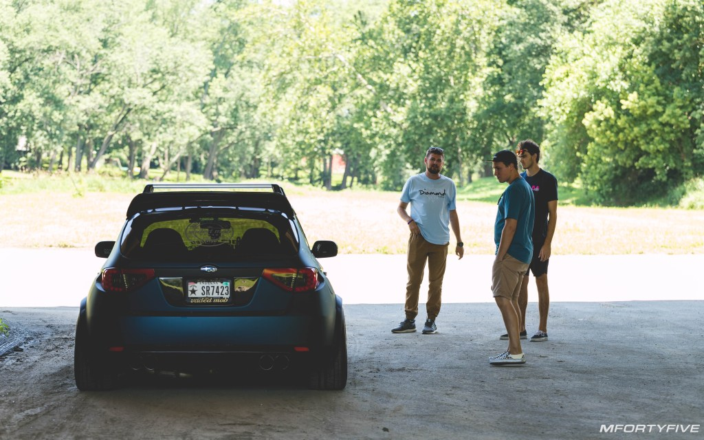 Going All Out – Jake Fisher's 2011 WRX Limited Hatch