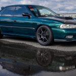 One Piece At A Time Aislinn Misener S 1995 Subaru Legacy Sedan Mfortyfive