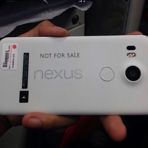 Слухи LG Nexus 2015 выйдет под именем Nexus 5X. Анонс 29 сентября