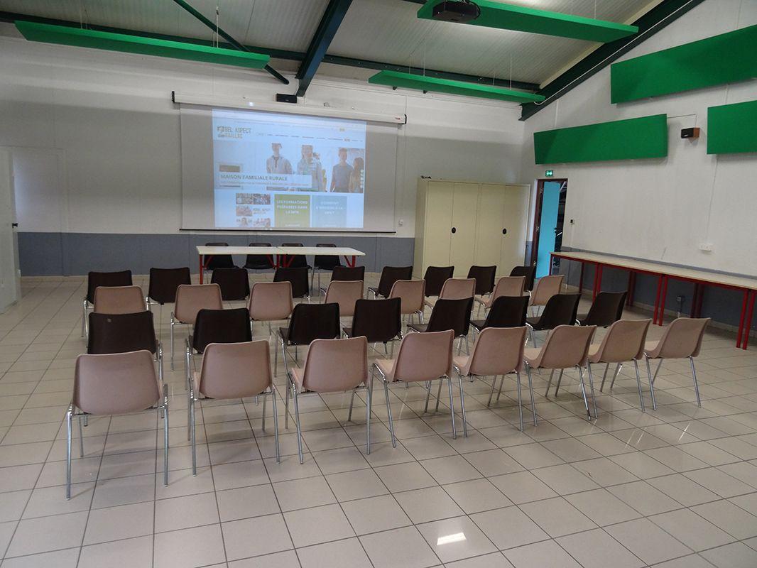 Location Salle de Réunion MFR Maison Familiale Rurale Bel Aspect Gaillac 81
