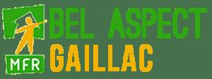 Logo MFR Maison Familiale Rurale Bel Aspect Gaillac 81