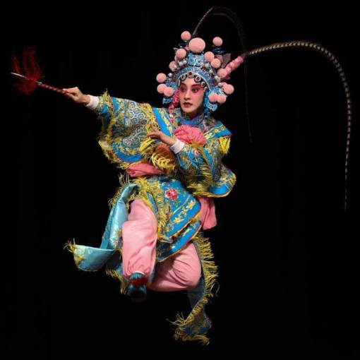 Moorestown Friends School   MFS Student Honors Traditional Chinese     Beijing Opera