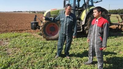 CAPA métier de l'agriculture