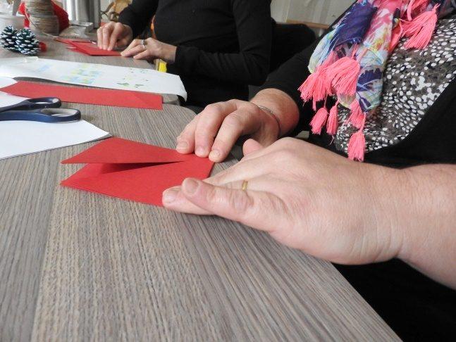 S'initier à la décoration de table en EHPAD