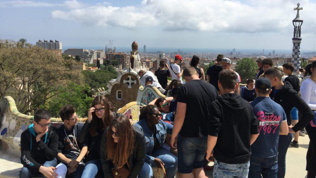 Parc Guel Barcelone (2)