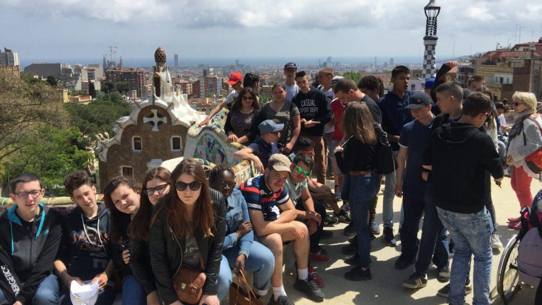 Parc Guel Barcelone (5)