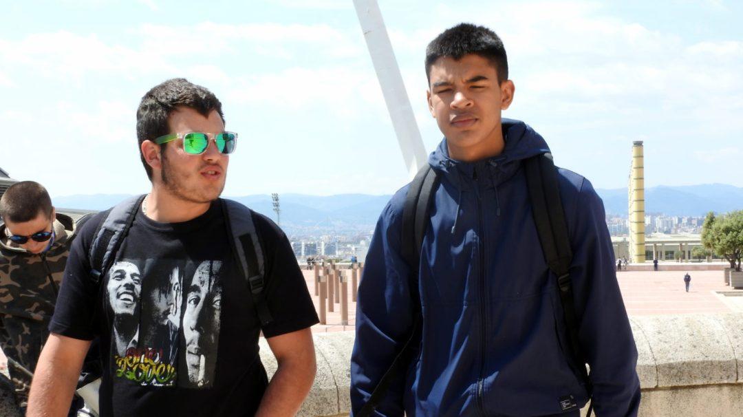 Portraits du haut de Barcelone (18)