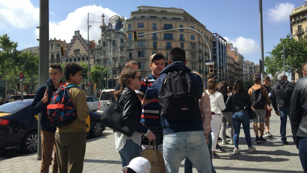 Rues de Barcelone (4)