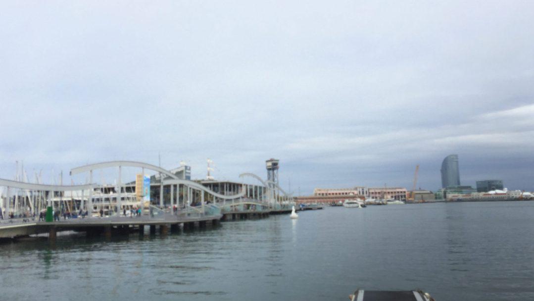 Vieux port Colomb de Barcelone (2)