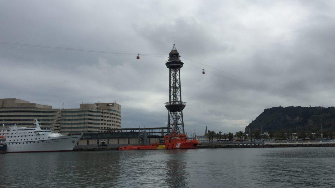 Vieux port Colomb de Barcelone (5)