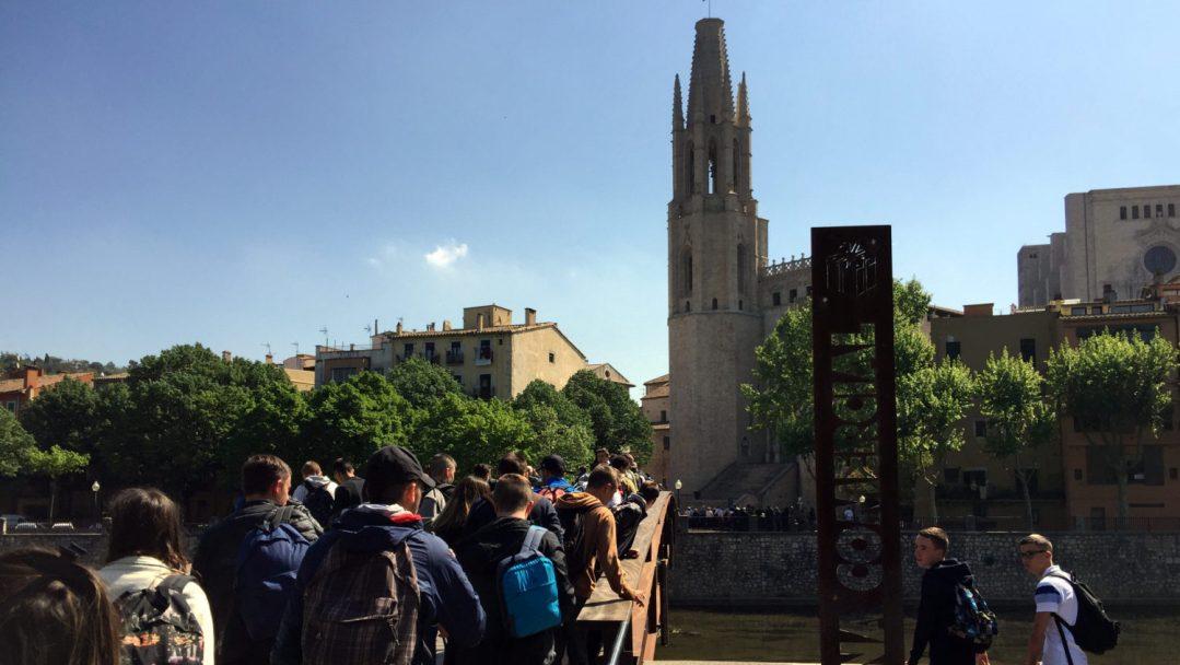 Visite de Gérone voyage Barcelone (3)