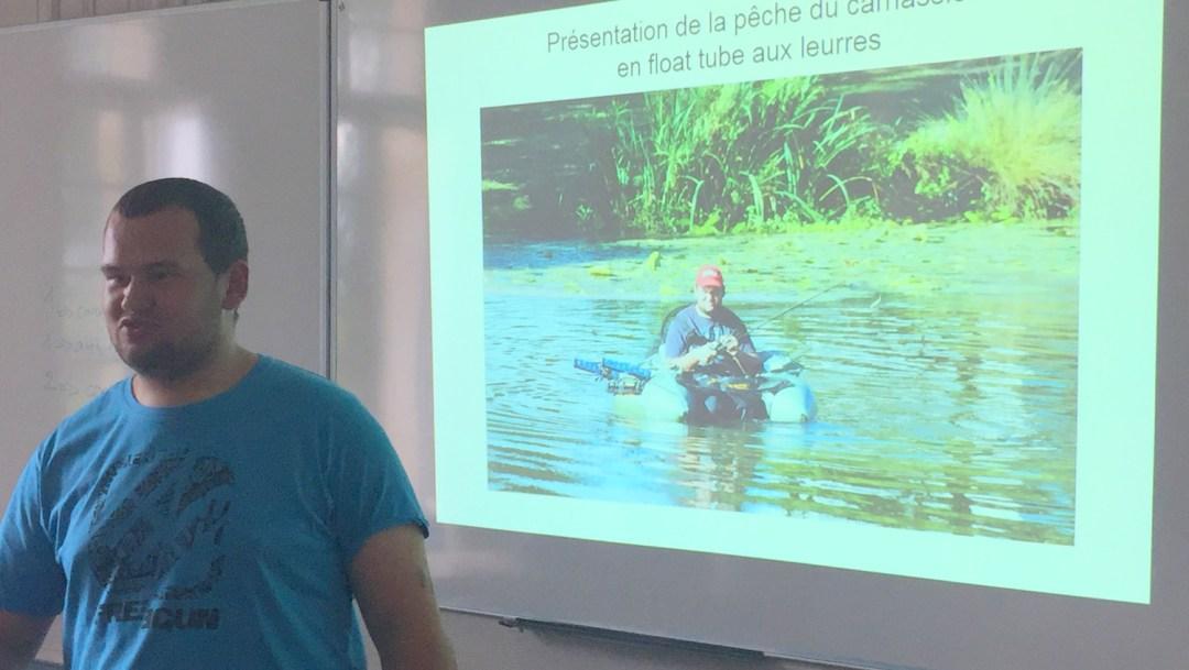 Pêche Exposé GUILLOTEAU Jérémy 4e Mai 2017 (1)
