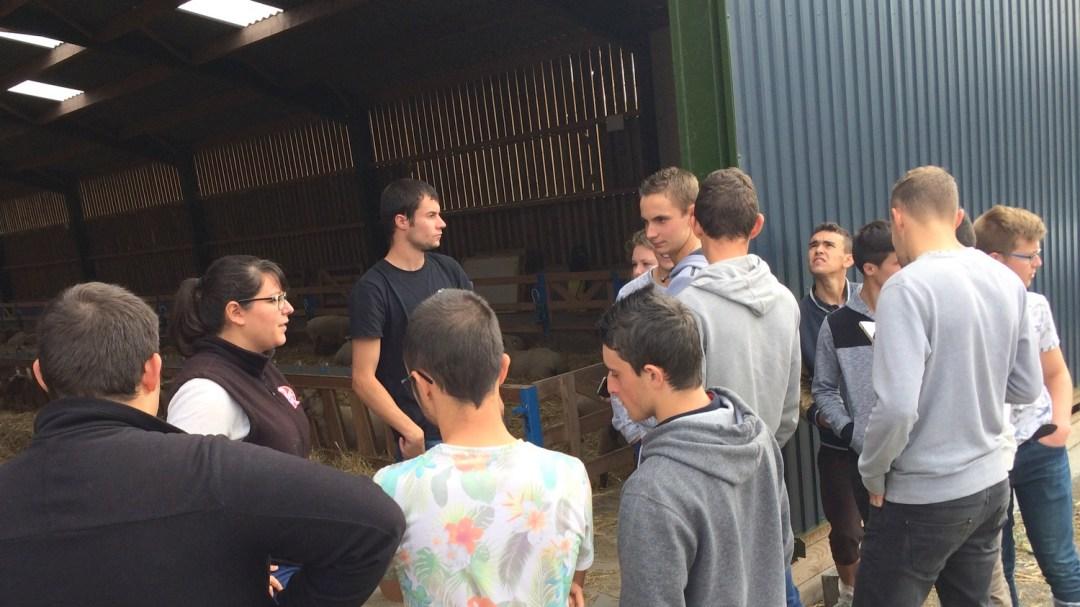 Visites d'élevages spécialisés CAVAC CAPaMA