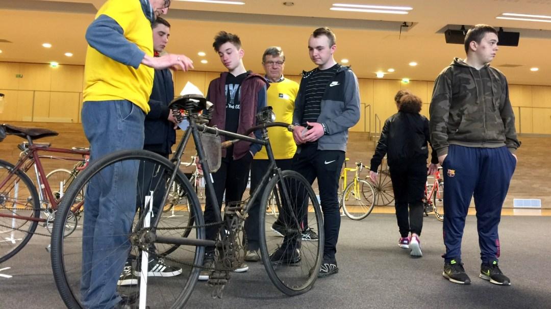 Au Tour Du Vélo Vendéspace Mars 2018 3è CFA MFR PuySec (59)