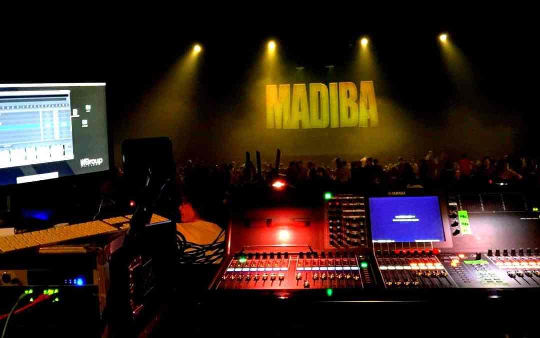 Madiba le Musical Vendéspace Vendée CFA MFR puysec Avril 2018