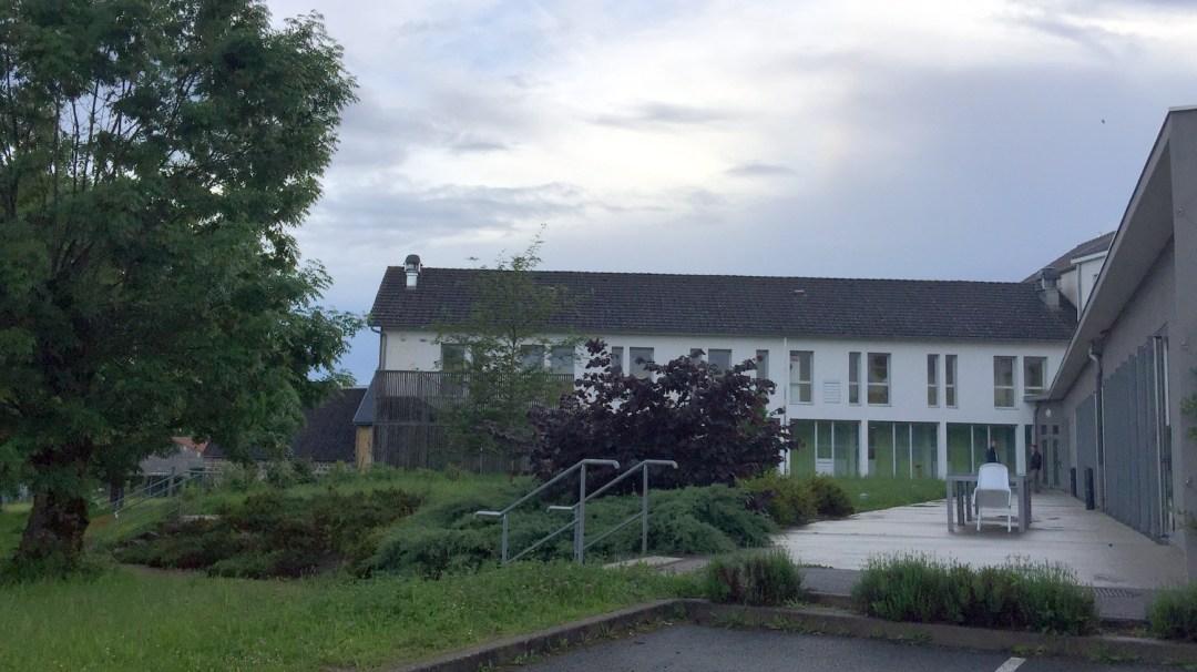 Auvergne Départ de Saint-Martin-de-Fraigneau à Saint-Ours-les-Roches (40)