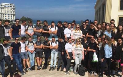 Journée à Bayonne et Biarritz