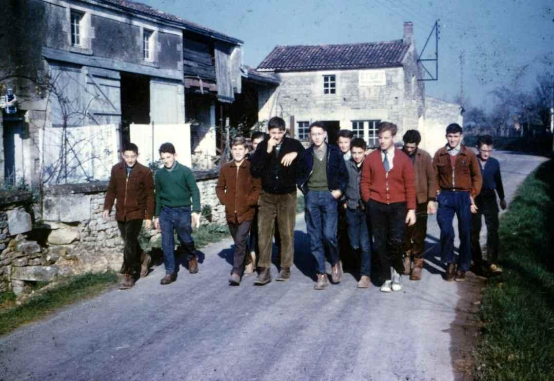 Archives anciens élèves mfr puy-sec 1963 1