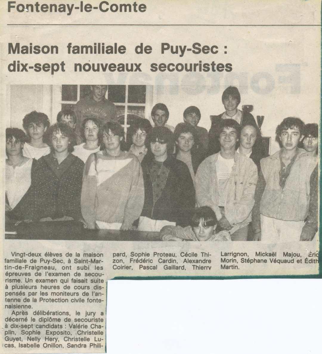 MORIN Eric-GAILLARD Pascal et la classe