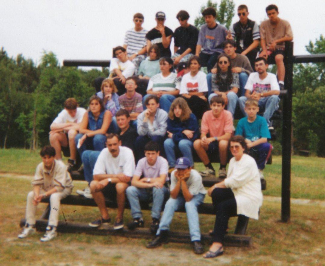Archives anciens élèves mfr puy-sec 1996