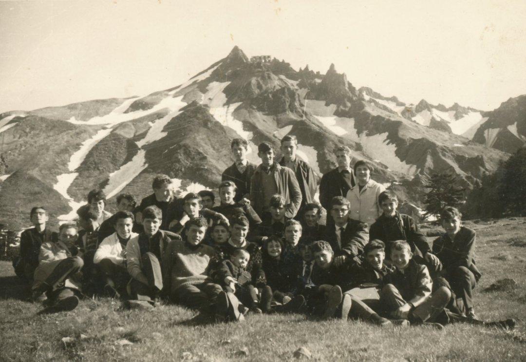 A la montagne avec les enfants
