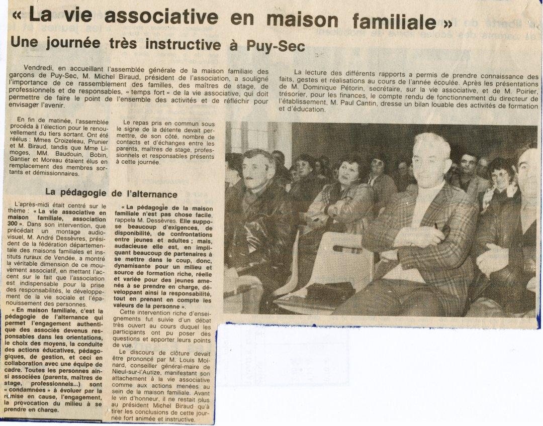 Mr MOINARD Louis: Conseiller Général