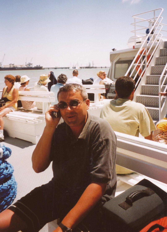 Archives anciens élèves mfr puy-sec 2002 Mr JAULIN Laurent Moniteur