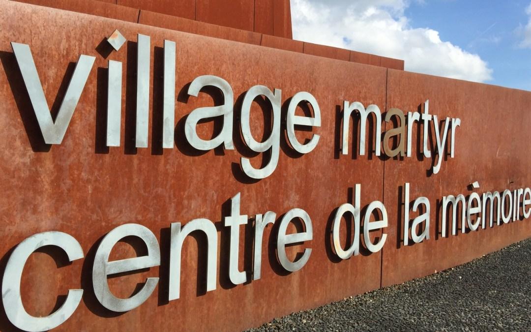 Oradour-sur-Glane VE Auvergne 2018