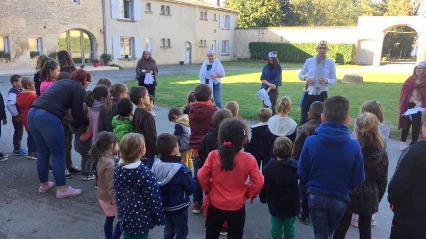 Accueil Enfants Centre de loisirs St-Martin-De-Fraigneau par CAPaSAPVER (2)