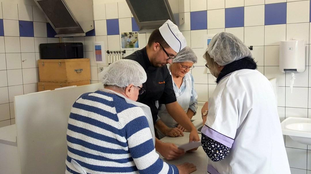 Atelier Patisserie J1 tarte au chocolat et sa farandole de fruits CFA MFR Puy-Sec Formations Adultes (1)