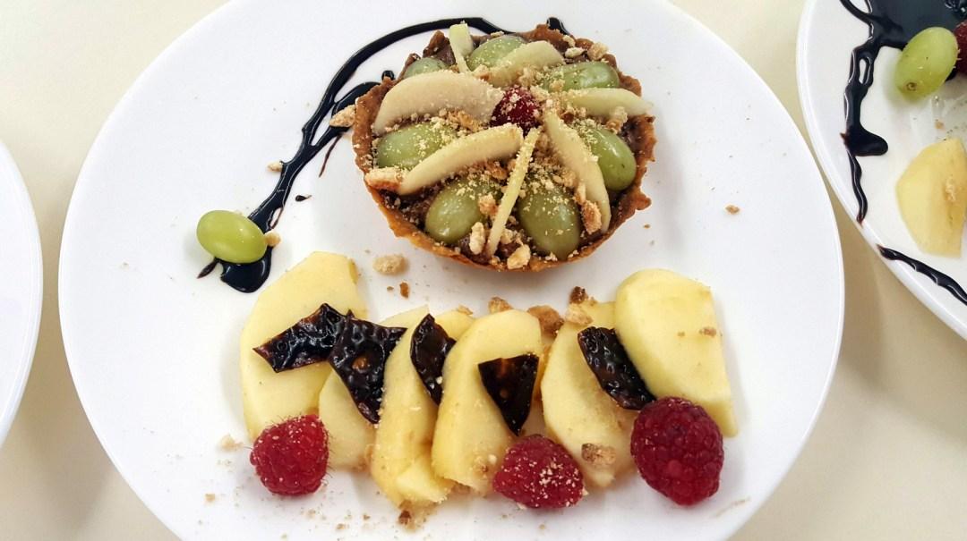 Atelier Patisserie J1 tarte au chocolat et sa farandole de fruits CFA MFR Puy-Sec Formations Adultes (21)