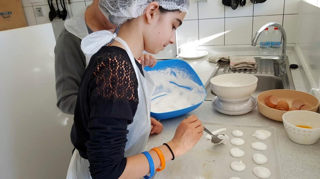 Atelier Patisserie J2 tarte au citron revisitée CFA MFR Puy-Sec Formations Adultes (3)